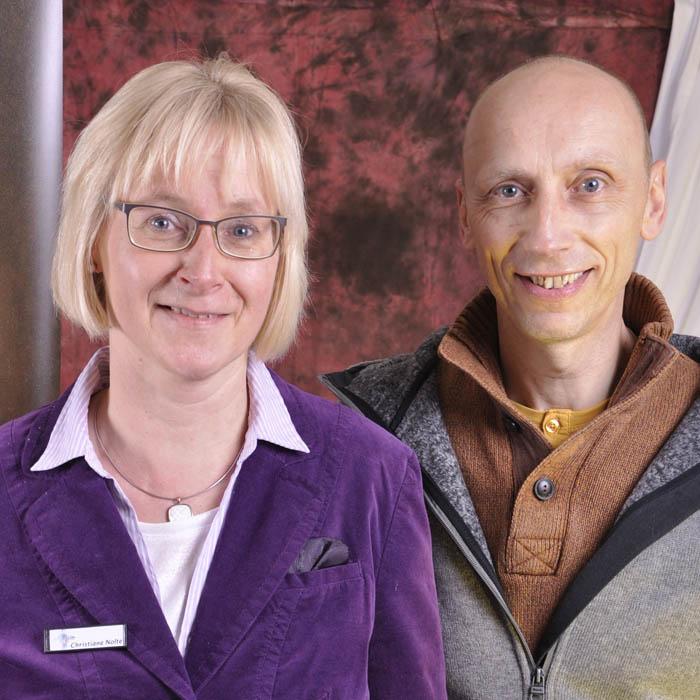 Werner und Christiane Nolte
